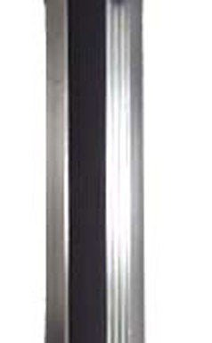 72-INCH ALUMINUM LOW THRESHOLD W/V