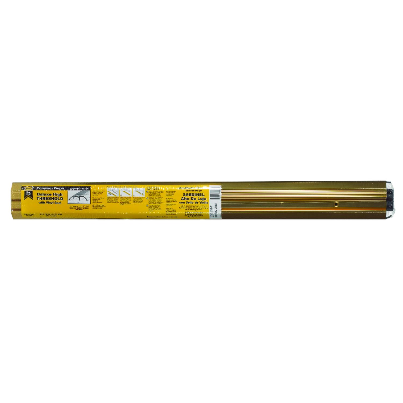 36-INCH BRIGHT GOLD HIGH THRESHOLD