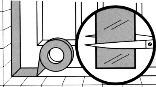 03509 2X25 CL TRANS W/S TAPE