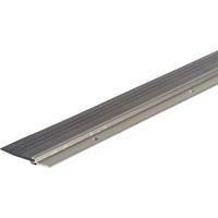 M-D Ultra 25716 Heavy duty Door Sweep with Vinyl Seal, 36 in L x 2-1/4 in W 0.2 in T