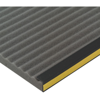 WEATHERSTRIP AC ADH 18IN GRY