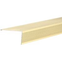 NOSING SILL 2-3/4 X 36 IN GOLD