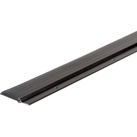 M-D Ultra 69633 Heavy duty Door Sweep with Vinyl Seal, 36 in L x 2-1/4 in W 0.2 in T