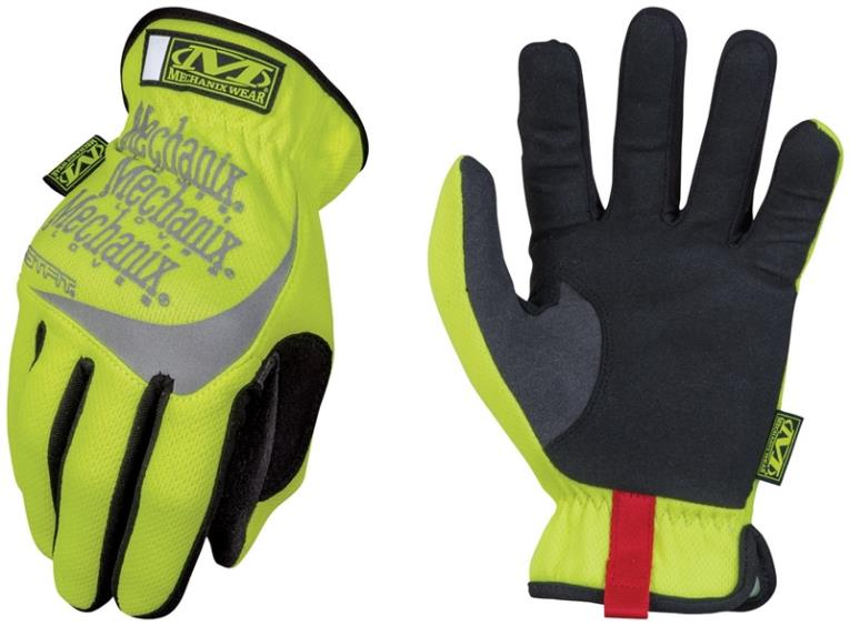 GLOVE MEDIUM 9 HI-VIZ YELLOW