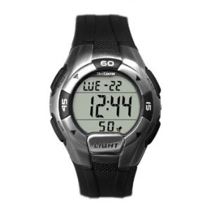 MEDCENTER 46466 SPORTS WATCH ALARM REMINDER LARGE LCD DISPLA