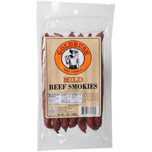 71718 7OZ MILD BEEF STICKS