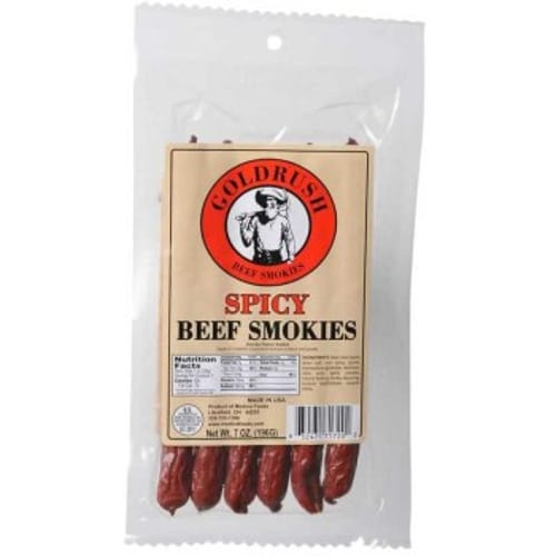 71720 7OZ SPICY BEEF STICKS