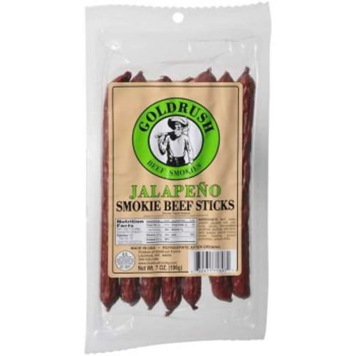 71897 7OZ JALP BEEF STICKS