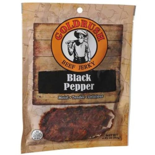 72128 2.85OZ PEPPER BEEF JERKY