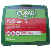 Curad CURFAK200 Latex Free First Aid Kit