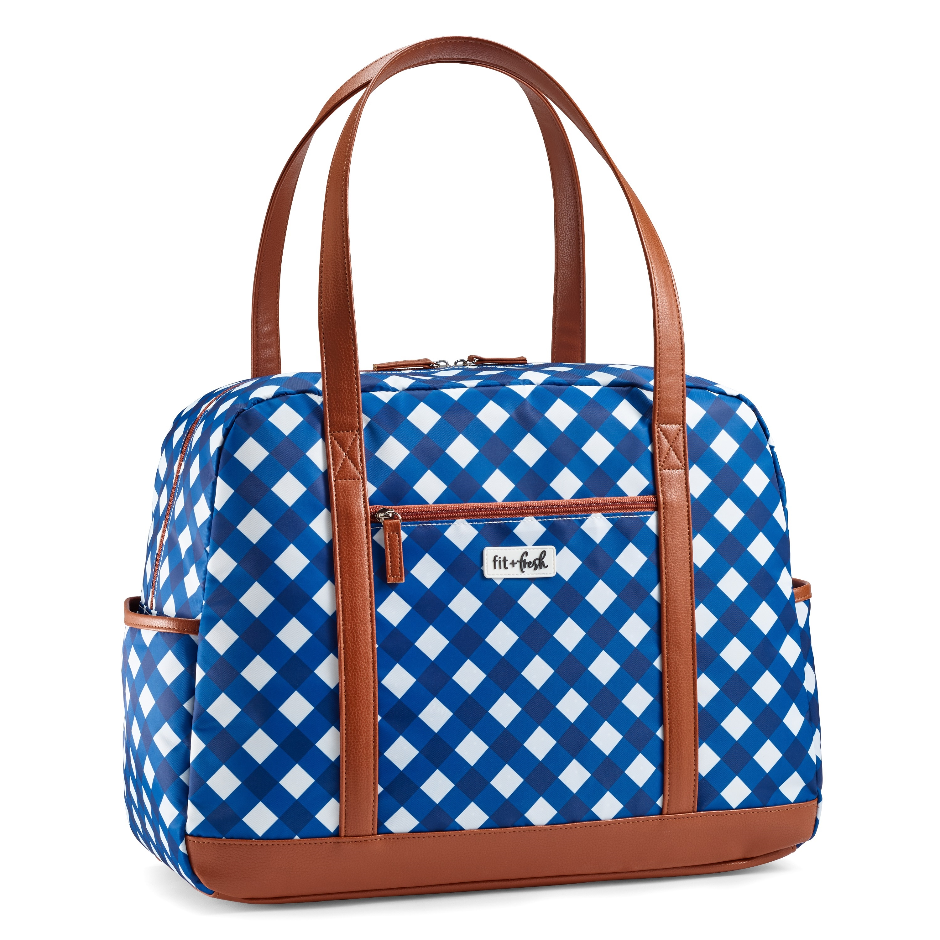 FIT & FRESH 7217FFWB2467 CARRY ON TOTE IN CLASSIC NAVY