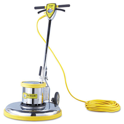 "PRO-175-21 Floor Machine, 1.5 HP, 175 RPM, 20"" Brush Diameter"