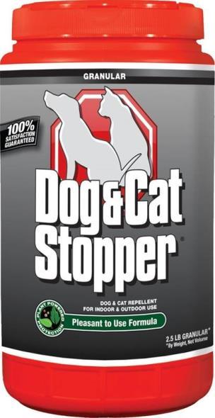 DOG/CAT REPEL 2.5LB SHAKER JUG
