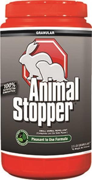 ANIMAL REPEL SHAKER 2.5LB JUG