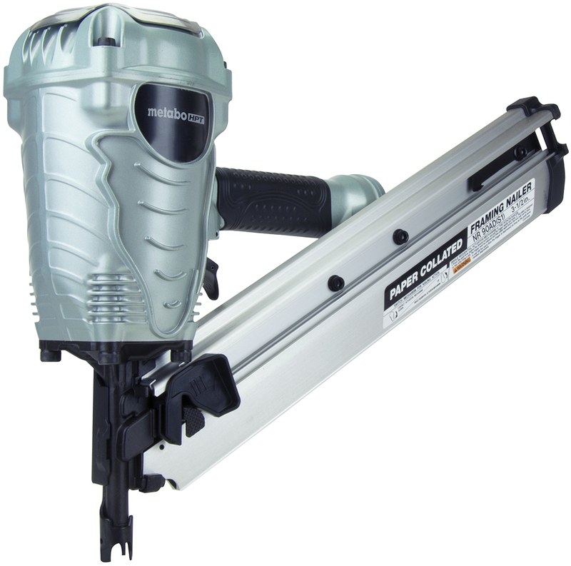 NR90ADS1M 3-1/2 FRAMING NAILER