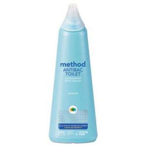 Antibacterial Toilet Cleaner, Spearmint, 24 oz Bottle