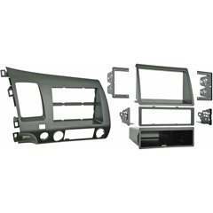 METRA 99-7871T 2006-2011 Honda Civic Single- or Double-DIN Installation Kit