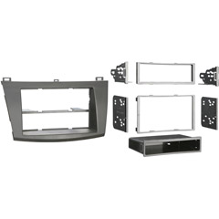 METRA 99-7514B 2010-2013 Mazda 3 Single- or Double-DIN Installation Kit