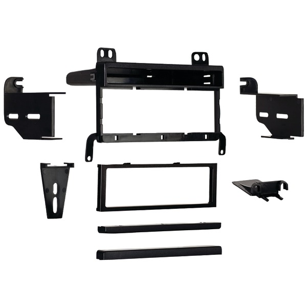METRA 99-5027 1995-2011 Ford Installation Dash Kit for Single- or ISO-DIN Radios