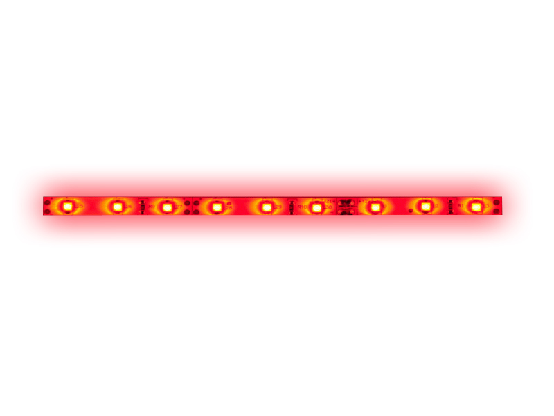 Metra 3 Meter LED Strip Light Red