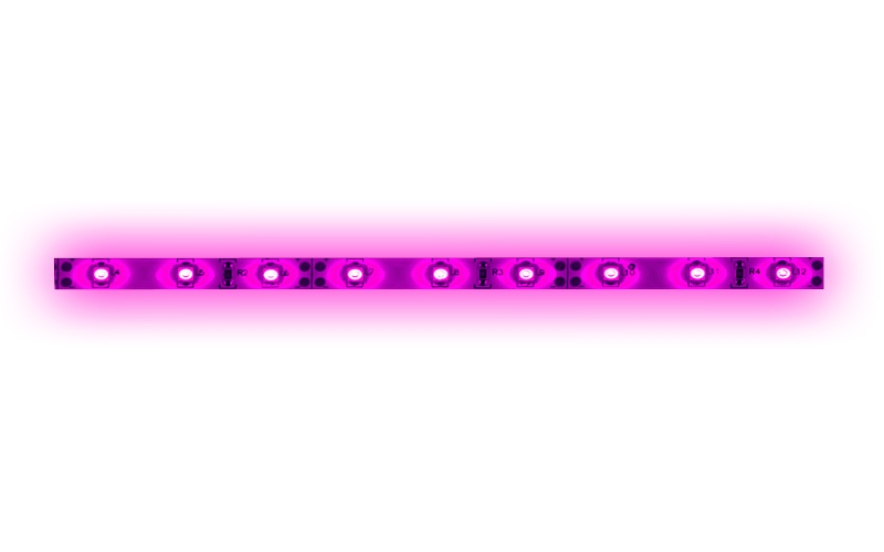 Metra 5 Meter LED Strip Light Pink