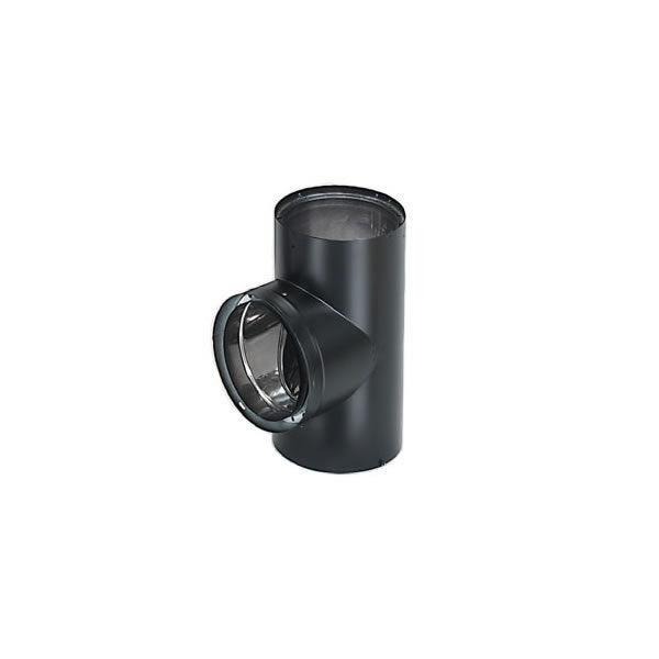 6Dvl-T Double Wall Black Tee