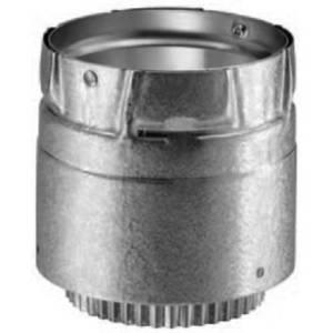 "4"" Pellet Vent Pro Adaptor, HS Flex Bottom To PVP Top"