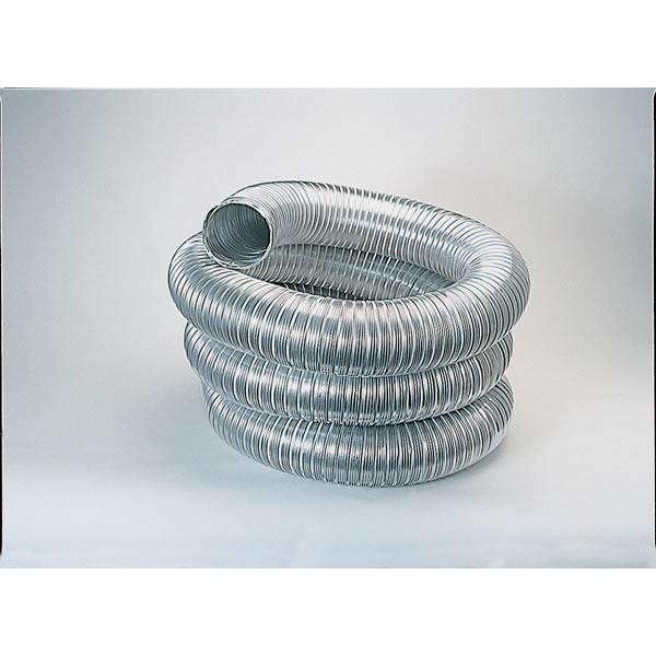 """3x25' Dura-Vent Aluminum Chimney Liner, 2-ply .010"""" Aluminum"""