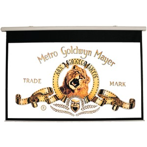 "MGM MGM-92MS 92"" MANUAL PROJECTION SCREEN"