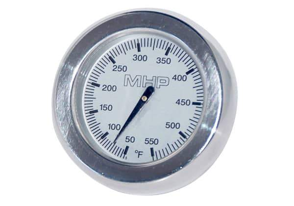 Round Temp Gauge for MHP Grills