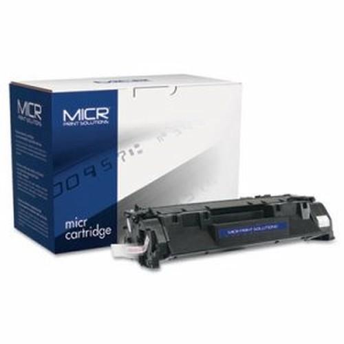 Compatible CE505A(M) (05AM) MICR Toner, Black