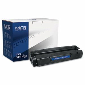 Compatible with C7115AM MICR Toner, 2,500 Page-Yield, Black