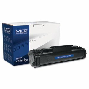 Compatible with C40902AM MICR Toner, 2,500 Page-Yield, Black