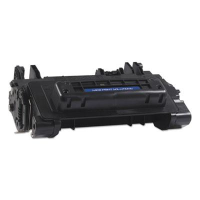 Compatible CF281A(M) (81A) MICR Toner, Black