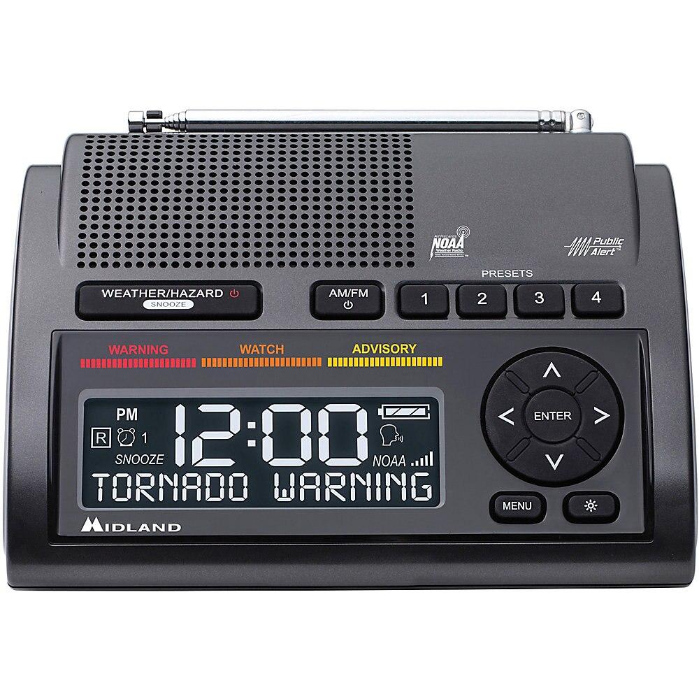 Midland Deluxe NOAA Weather Radio