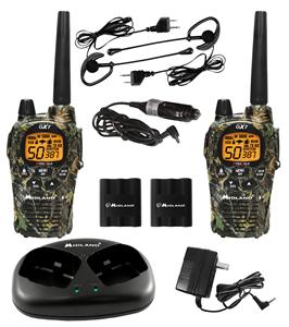 Mossy Oak 50 Ch- 36 Mile Two-Way Radio