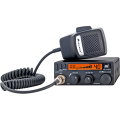 MIDLAND 1001LWX Full-Featured CB Radio with Weather Scan Technology