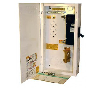 LOAD CENTER, MIDNITE SOLAR, MINI DC BREAKER PANEL 250A BRKR, MNDC250