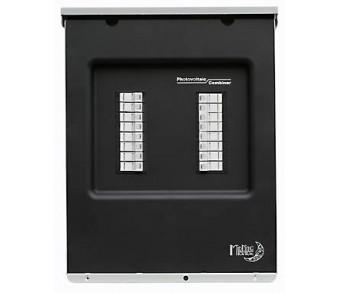 MIDNITE, STRING COMBINER, MNPV-16, 16-STRING (FUSES) OR 24-STRING (150V BREAKERS) 240A/600VDC MAX, NEMA3R