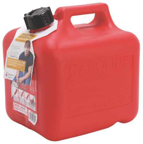 MIDWEST CAN AUTO SHUT OFF GAS CAN, 2 GALLON