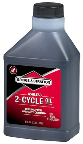 272075 8Oz 2 CYCLE ASHLESS OIL