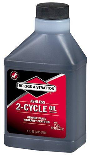 272075 8Oz 2 CYCLE ASHLESS OIL