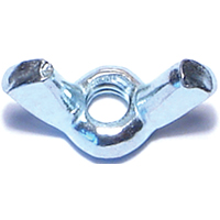 Midwest 03802 Wing Nut, NO 10-24, Zinc Plated