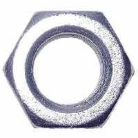 Midwest 03676 Hex Nut, 5/8-11, Zinc Plated