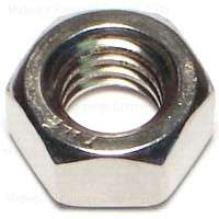 Midwest 05271 Hex Nut, 5/16-18, Stainless Steel