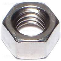 Midwest 05272 Hex Nut, 3/8 in, Stainless Steel