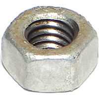 Midwest 05616 Hex Nut, 5/16-18, Hot Dip Galvanized