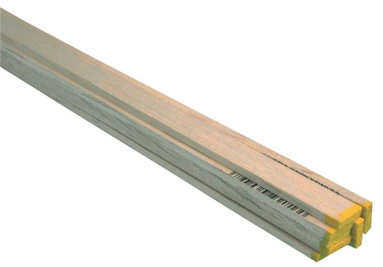 BALSA STRIP 1/8X1/2X36IN 15PK