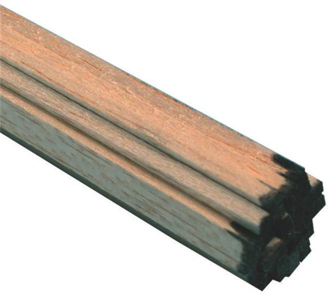 BALSA STRIP 1/8X1/4X36IN 30PK
