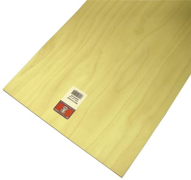 PLYWOOD CRAFT 3/16X12X24IN 6PK